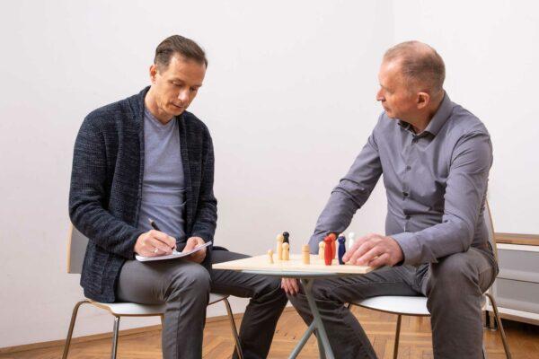 Martin Schoppelt, psychologischer Berater, Coach, Einzelselbsterfahrung